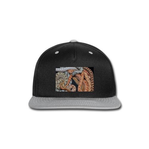 Hognose Morphs Phone Cover - Snap-back Baseball Cap
