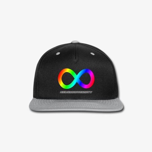 Neurodiversity - Snap-back Baseball Cap