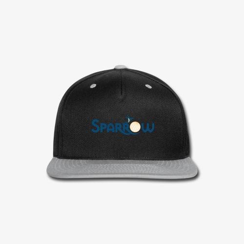 Sparrow Data - Snap-back Baseball Cap