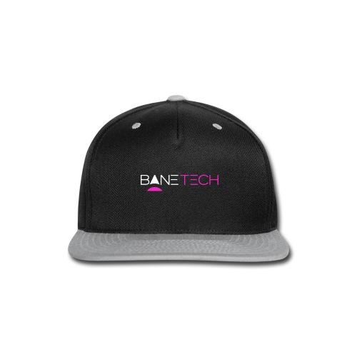 Transparent Bane Tech - Snap-back Baseball Cap