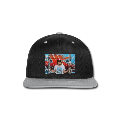 The Graffiti Collection - Snap-back Baseball Cap