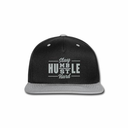 Hustle - Snap-back Baseball Cap