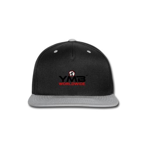 YMB WorldWide - Snap-back Baseball Cap