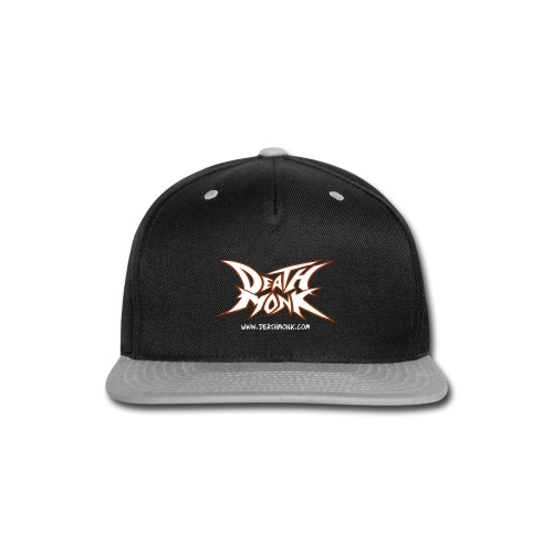 DM transparent - Snap-back Baseball Cap