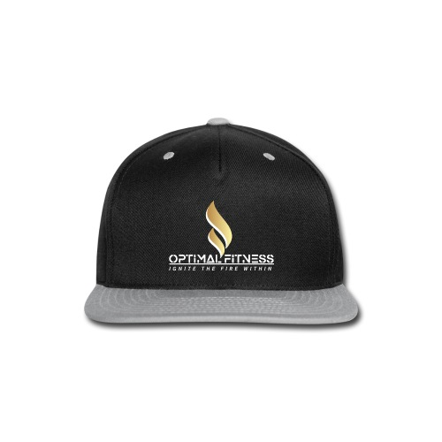 super logo3 - Snap-back Baseball Cap