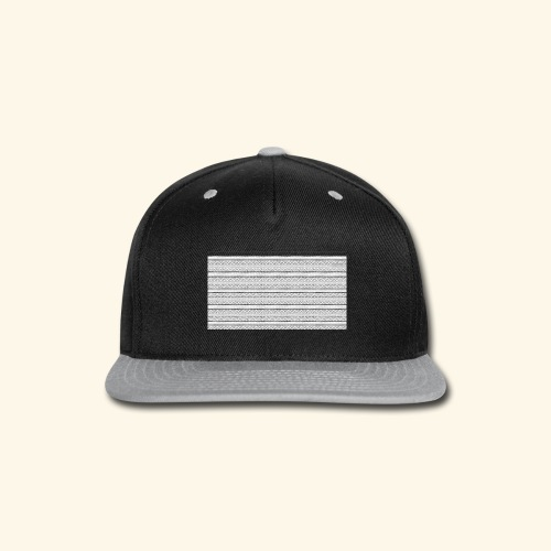 SLICK SLACK POLY'S ON THE BACK - Snap-back Baseball Cap