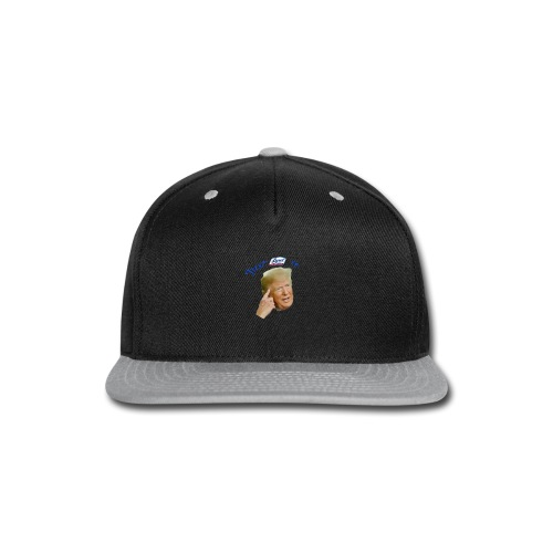 Just Lysol It with Trump - Snap-back Baseball Cap