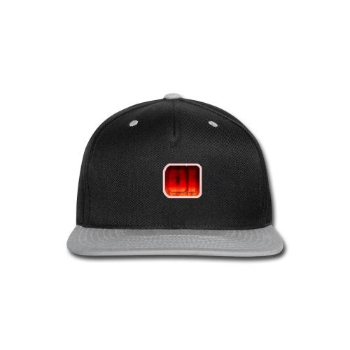 Oi tshirt - Snap-back Baseball Cap