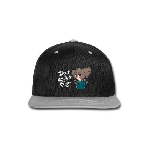 Big fat furry - Snap-back Baseball Cap