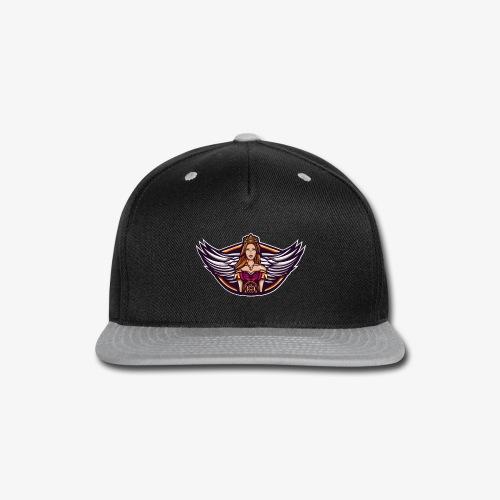 PeachQc Logo2 - Snap-back Baseball Cap