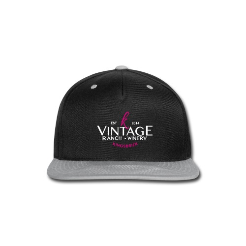 Kingsbrier Vintage 2014 - Snap-back Baseball Cap