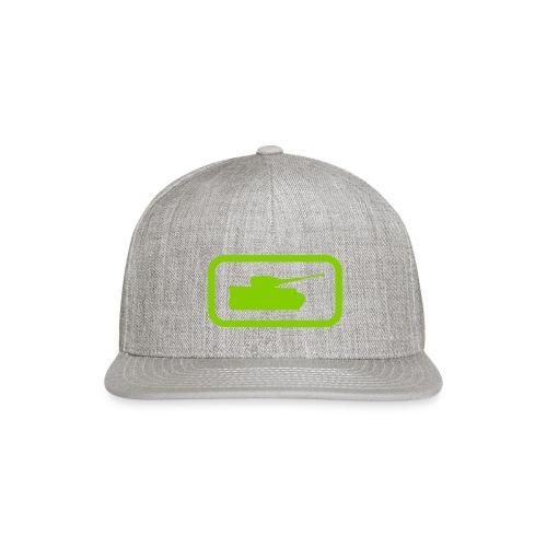 Tank Logo - Multi-Color - Axis & Allies - Snap-back Baseball Cap