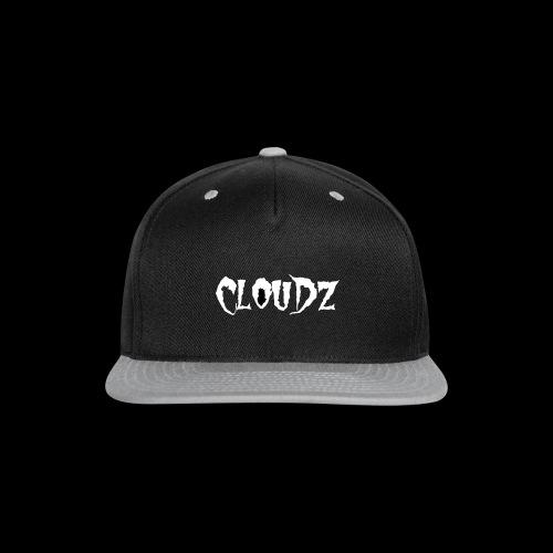 Cloudz Merch - Snap-back Baseball Cap