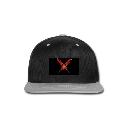 Hipixel Warlords Cross-Swords - Snap-back Baseball Cap