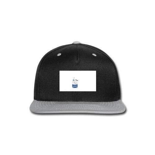 Bleach/ KMS - Snap-back Baseball Cap