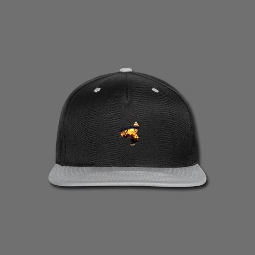 Abstract Phoenix - Snap-back Baseball Cap