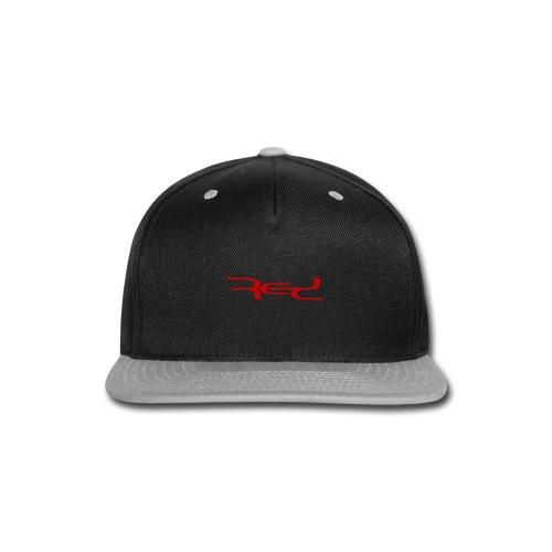 Red - Snap-back Baseball Cap