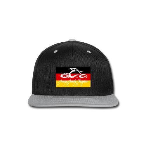 OCC German Flag - Snap-back Baseball Cap