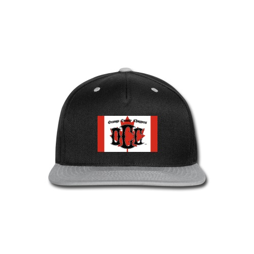 OCC Canada - Snap-back Baseball Cap