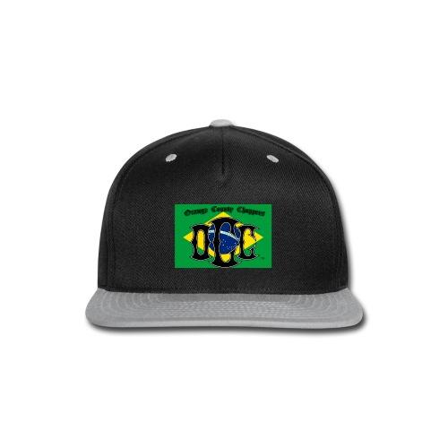 OCC Brazil - Snap-back Baseball Cap