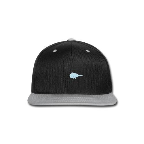 Oh! Whale - Snap-back Baseball Cap