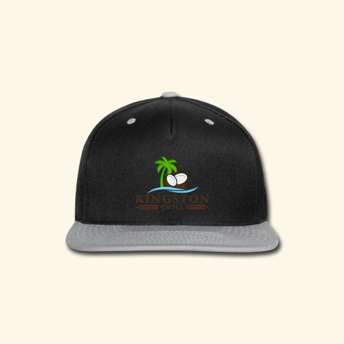 ff545b2433 Logo - Snap-back Baseball Cap