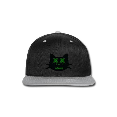 Acidic Line 1 - Snap-back Baseball Cap