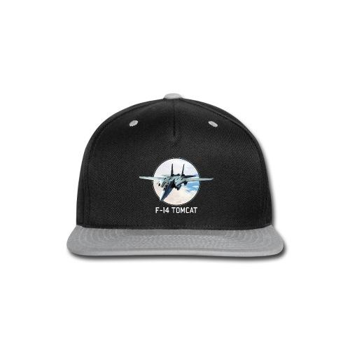 F-14 Tomcat - Snap-back Baseball Cap