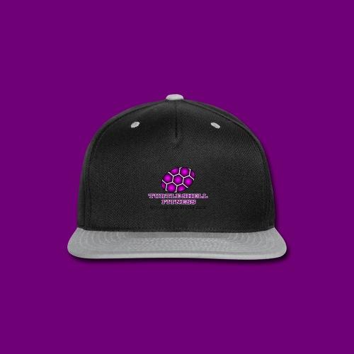 Turtle Shell Fitness - Snap-back Baseball Cap