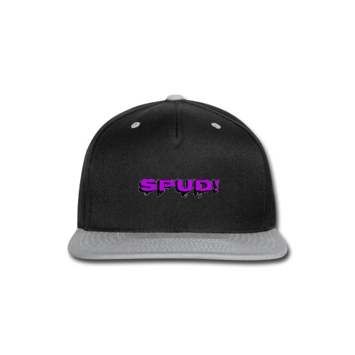 SPUD collection - Snap-back Baseball Cap