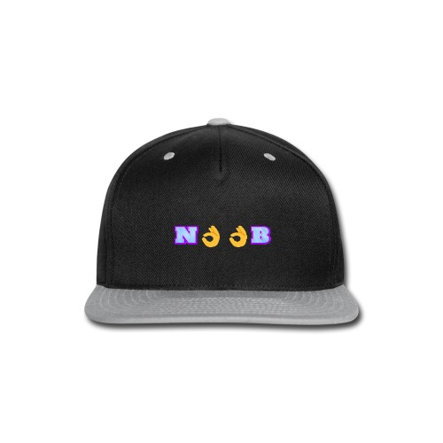 NOOB collection - Snap-back Baseball Cap