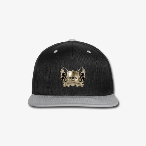 HOLY SPIRIT GOLD SHIELD - Snap-back Baseball Cap