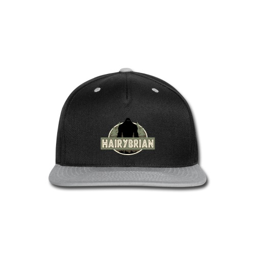 HairyBrian Camp - Snap-back Baseball Cap