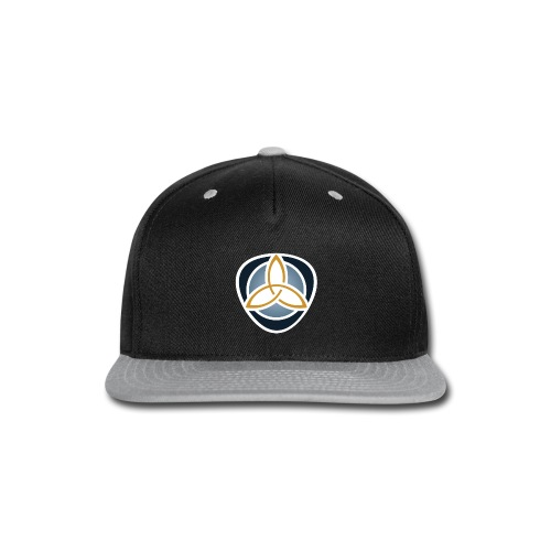 Tranquility Badge - Snap-back Baseball Cap