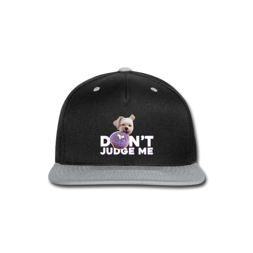 Popeye Don't Judge - Snap-back Baseball Cap