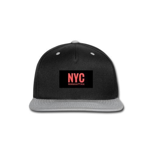 NYC Fan Love - Snap-back Baseball Cap