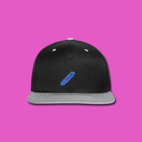 skateboard - Snap-back Baseball Cap