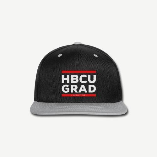 HBCU GRAD - Snap-back Baseball Cap
