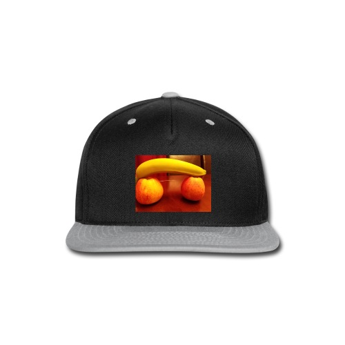 20160924_205717 - Snap-back Baseball Cap