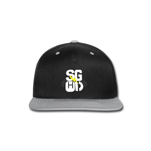 IMG_0350 - Snap-back Baseball Cap