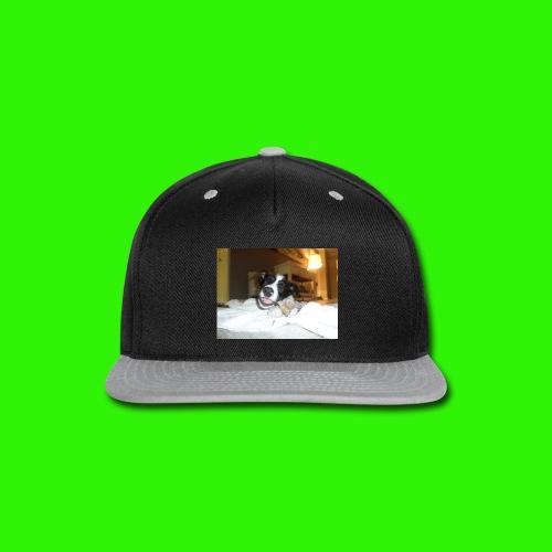 Sportswear (Eating Bone) - Snap-back Baseball Cap