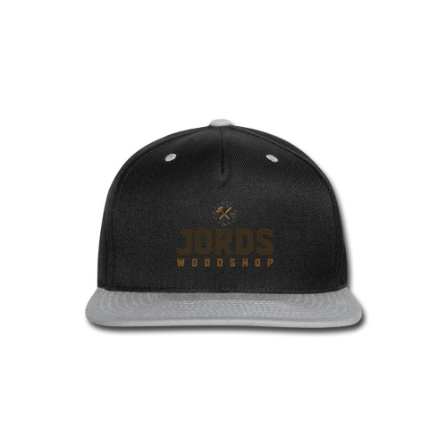 New Age JordsWoodShop logo - Snap-back Baseball Cap