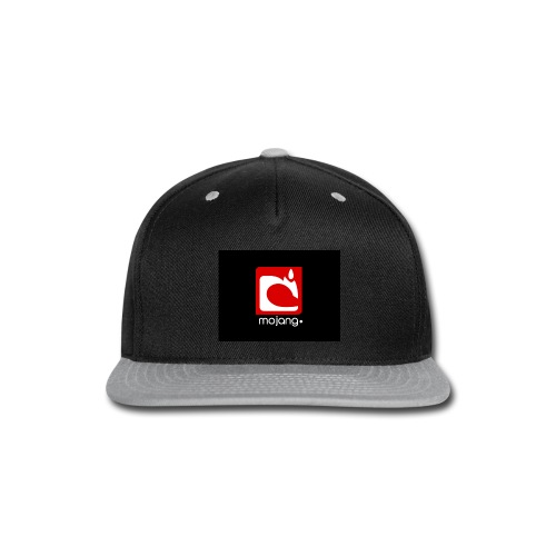 mojan. - Snap-back Baseball Cap
