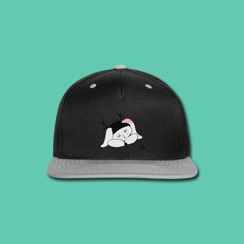 Sleepy Jackalope Annette - Snap-back Baseball Cap