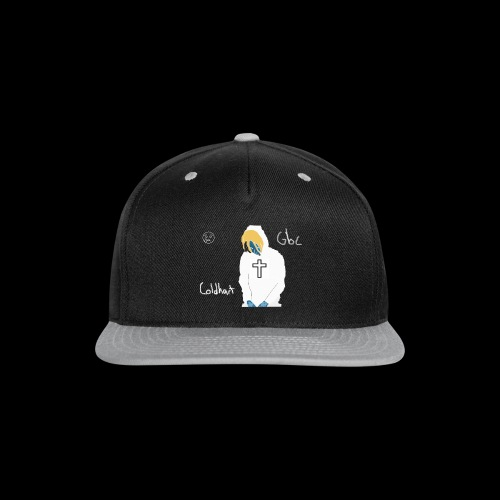 coldhart inverted design - Snap-back Baseball Cap