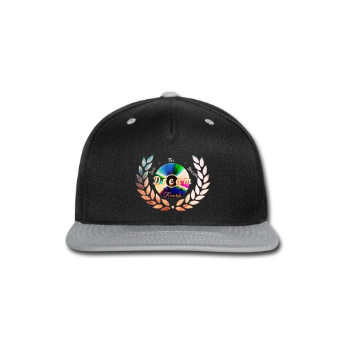 Dream Big (ALT) - Snap-back Baseball Cap