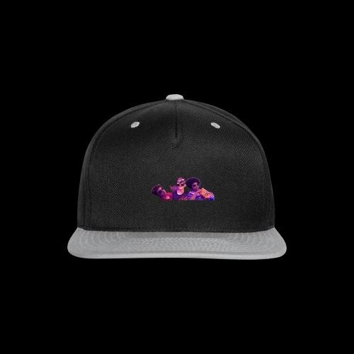 Squad - Snap-back Baseball Cap