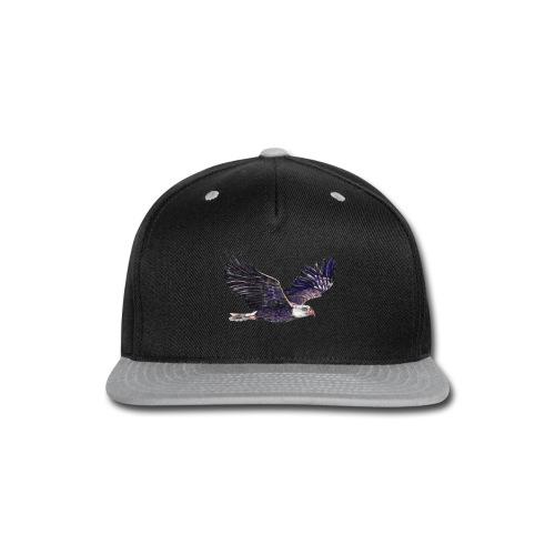 eagle - Snap-back Baseball Cap