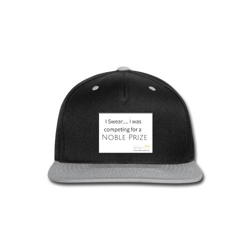 NOBLE SKYWAVE 3 - Snap-back Baseball Cap