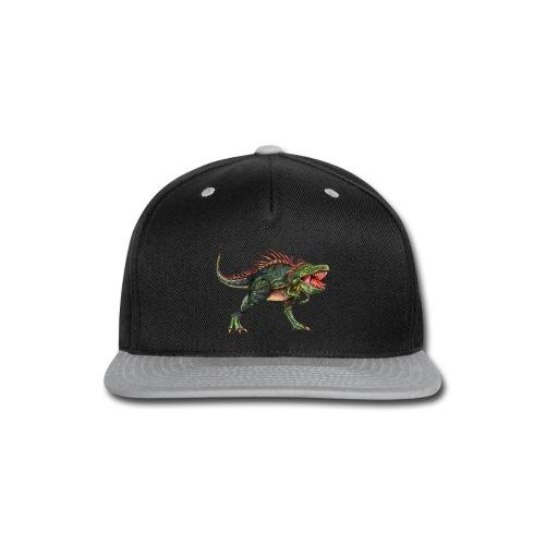 Dinosaur - Snap-back Baseball Cap